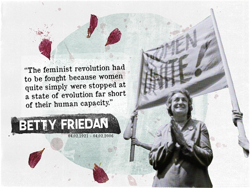 bettyfriedankollage