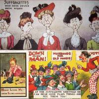 suffragettes who have never been kissed