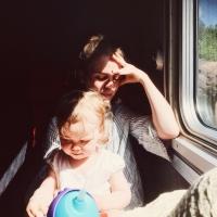 Strosa i Stockholm, snälltåg till Malmö, Öresundståg till Köpenhamn